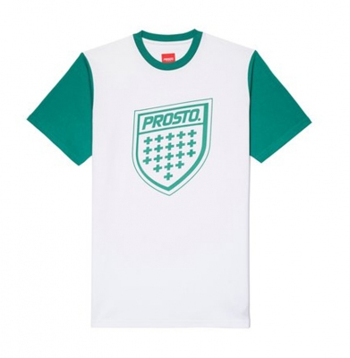 Koszulka PROSTO THIM WHITE