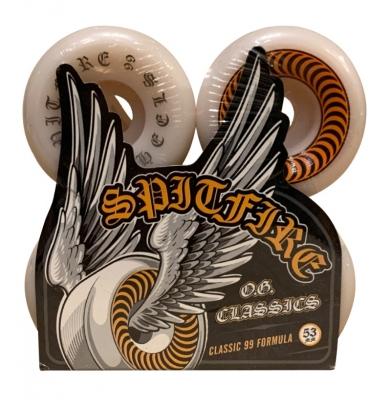 Koła SPITFIRE OG Classics Orange 99du 53mm