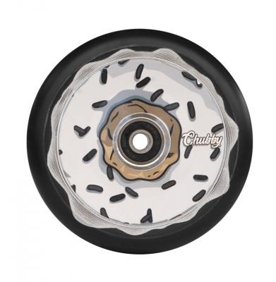 Kółko CHUBBY WHEELS Dohnut Melocore Donut White 110mm