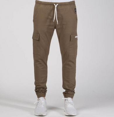 Spodnie Jogger MASS DNM Sneaker Fit Cargo Beige