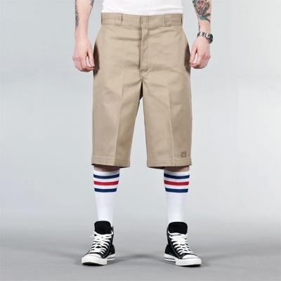 Spodnie Dickies-Flat Front Work Shorts Khaki