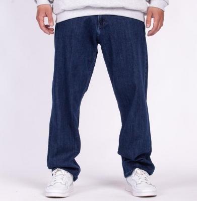 Spodnie SSG BAGGY SMOKE STORY MEDIUM BLUE