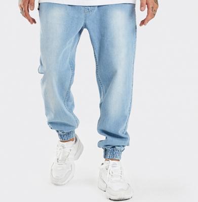 Spodnie Joggery STOPROCENT SJG CLASSIC BLUE JEANS