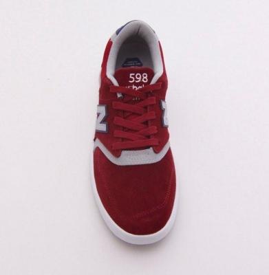 Buty NEW BALANCE Numeric 598 Czerwone/Białe