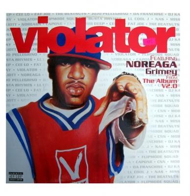 Vinyl Violator feat Norega - Grimmey