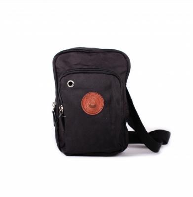 Saszetka/Listonoszka MACBA LIFE Trap Bag Black