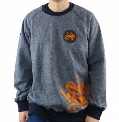 Bluza JWP CREWNECK TAGZ Orange