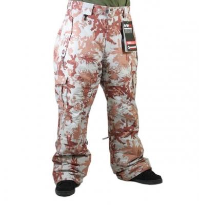 Spodnie 686 MANNUAL MILITANT 3