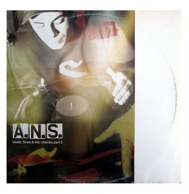 Vinyl ANS - Beats, Flows and mic checks 2
