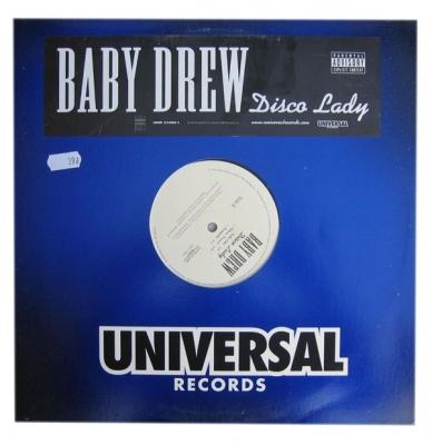 Vinyl Baby Drew - Disco Lady