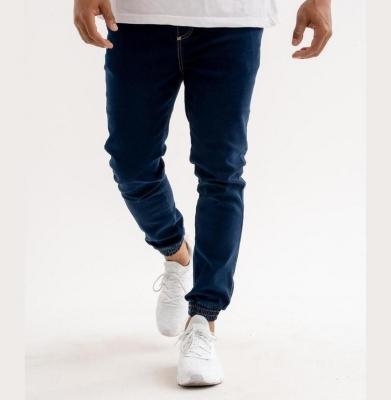 Spodnie MORO Joggery Shield Slant Tag Dark Blue