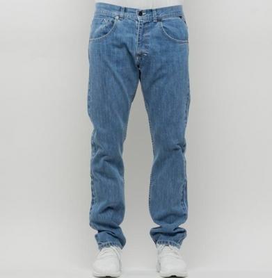 Spodnie MASS DNM Classics Straight Fit Blue