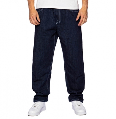 Spodnie MASS DNM Block Baggy Fit Rinse