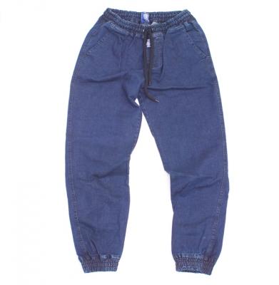 Spodnie NASA Jogger Jeans Blue