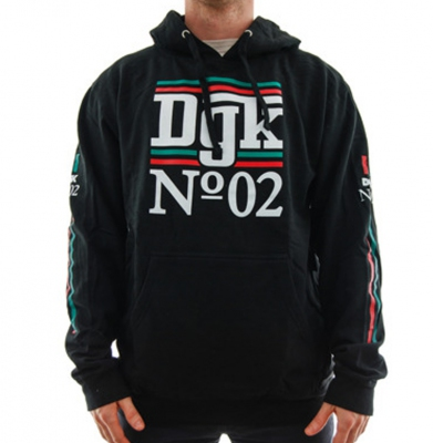 Bluza DGK NO2 Black