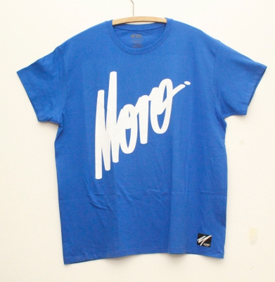 Koszulka MORO Big Paris Niebieska