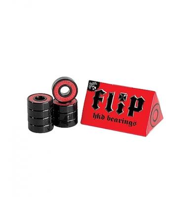 Łożyska FLIP HKD ABEC 5 Red