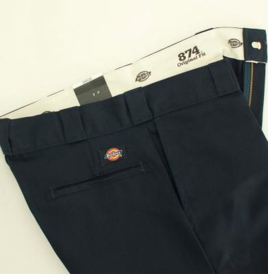 Spodnie DICKIES WORK PANT 874 Navy
