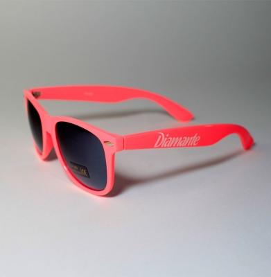 Okulary DIAMANTE WEAR Różowe