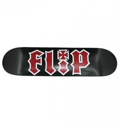 Deska FLIP HKD TEAM BLACK 8.25 + Papier Jessup Gratis
