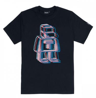 Koszulka TABASKO Stripes Black