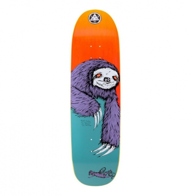 Deska WELCOME SKATEBOARDS Sloth 9.25 + Papier Gratis