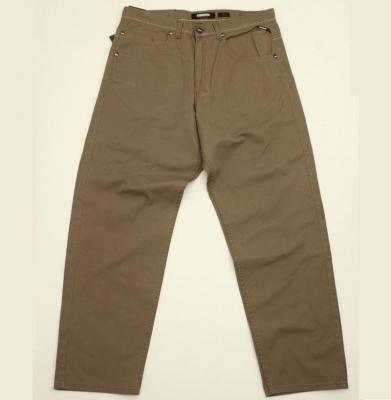 Spodnie MASS DNM Slang Baggy Fit Beige