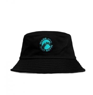 Czapka MASS DNM Worldwide Bucket Hat Black
