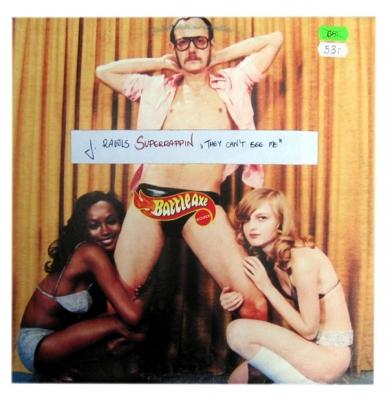Vinyl J Rawls- Can't see me