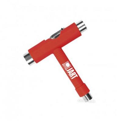 Klucz wielofunkcyjny JART Czerwony