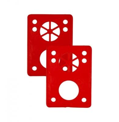 Podkładki ESSENTIALS RED 4mm