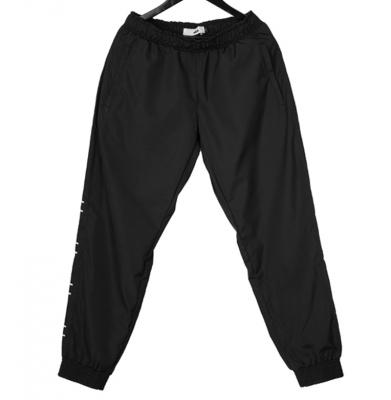 Spodnie ELADE  PANTS STRIPE BLACK