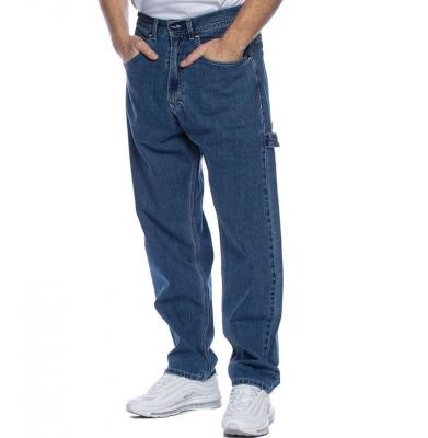Spodnie MASS DNM Worker Baggy Fit Blue
