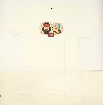 Koszulka FLIP Toms Friends White