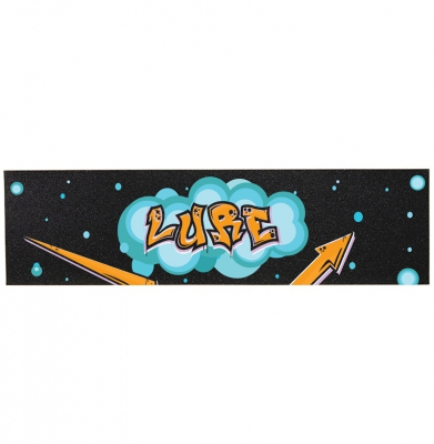 Papier do deskorolki LURE GRIPTAPE GRAFFITI TAG