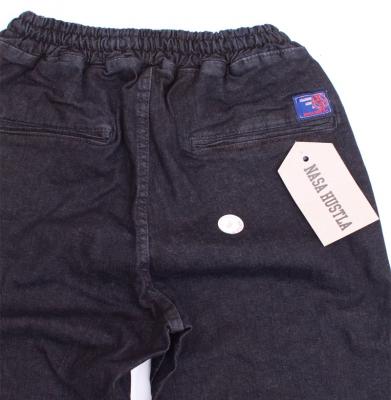 Spodnie NASA Jogger Jeans Dk.Navy