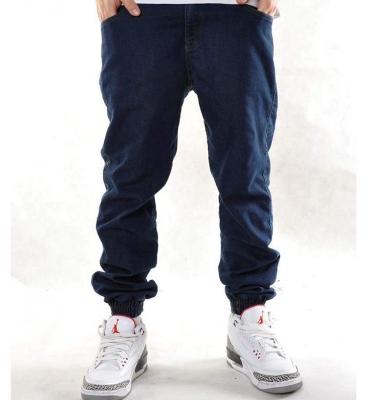 Spodnie MORO Joggery Medium Baseball Leather Średnie Pranie