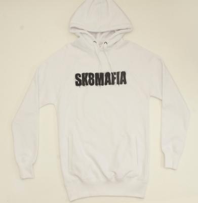 Bluza SK8MAFIA Og Logo Stencil Hoodie White
