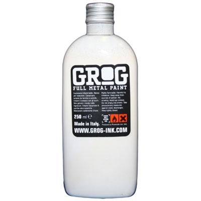 Farba do markera GROG FULL METAL PAINT BOGOTA WHITE