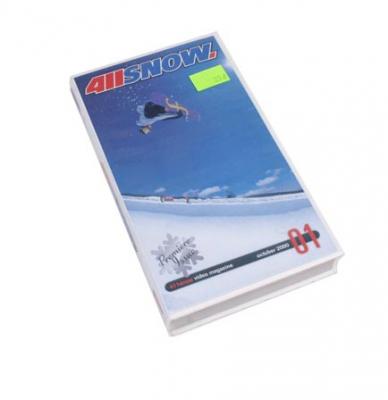 Kaseta VHS - 411SNOW 2
