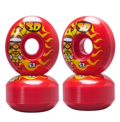 Koła SPEED DEMONS CHARACTERS Hot Shot 52mm 99A