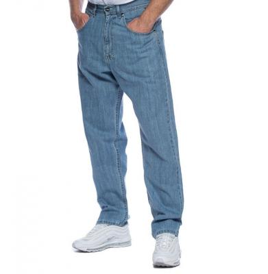 Spodnie MASS DNM Slang Baggy Fit Light Blue