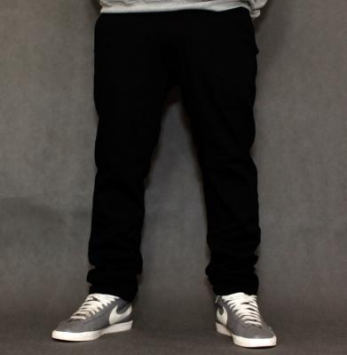 Spodnie Materiałowe SOUTHPOLE Black SlimFit