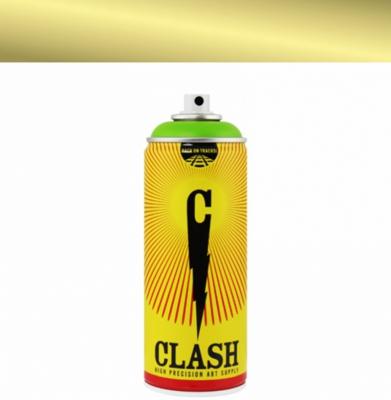 Farba CLASH Gold Chrome C63