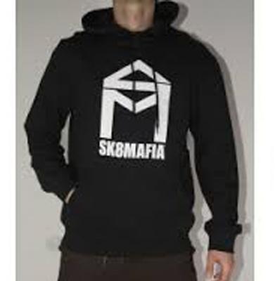 Bluza SK8MAFIA Logo House Black