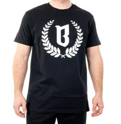 Koszulka BOR LAUR Czarna