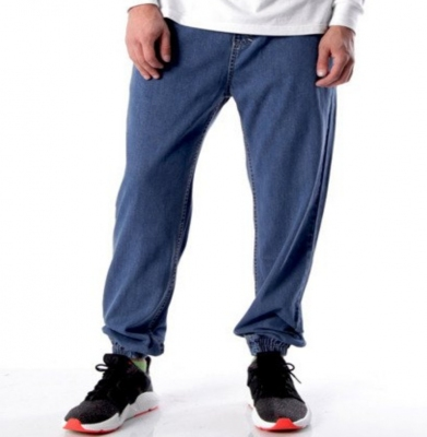 Spodnie MASS DNM Jogger Signature Blue