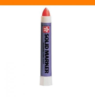 Marker SOLID SAKURA Fluo Orange 13mm