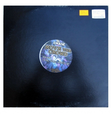 Vinyl Dj Chase - Move the crowd
