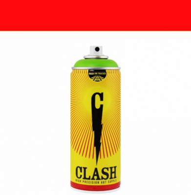 Farba CLASH Fluo Red C61
